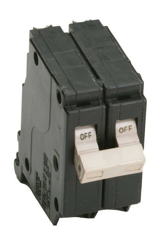 Eaton  Cutler-Hammer  15 amps Plug In  2-Pole  Circuit Breaker
