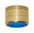 Danco Dual Thread 15/16 in.- 27M x 55/64 in.-27F Polished Brass Faucet Aerator