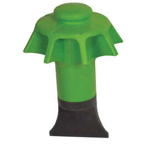 Danco  Disposal Genie  Green  Plastic  Garbage Disposal Strainer