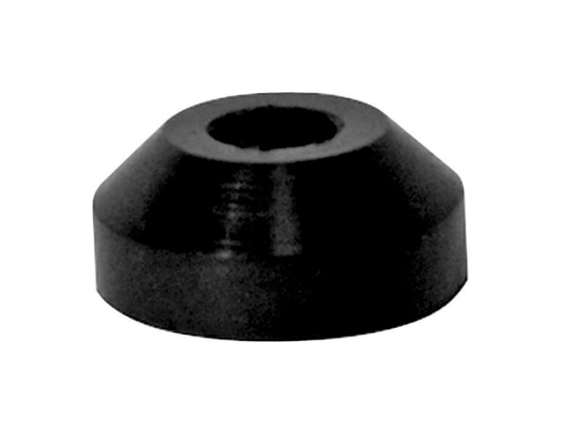Danco  1/4 in. Dia. Synthetic Rubber  Washer  1