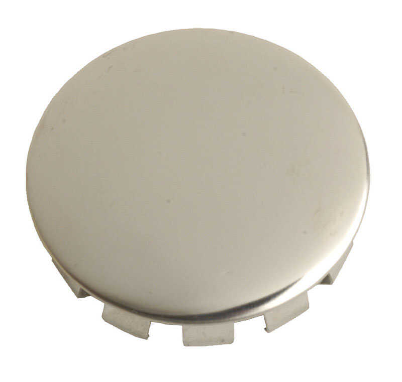 Danco  Round  Plastic  Metal  Index Button