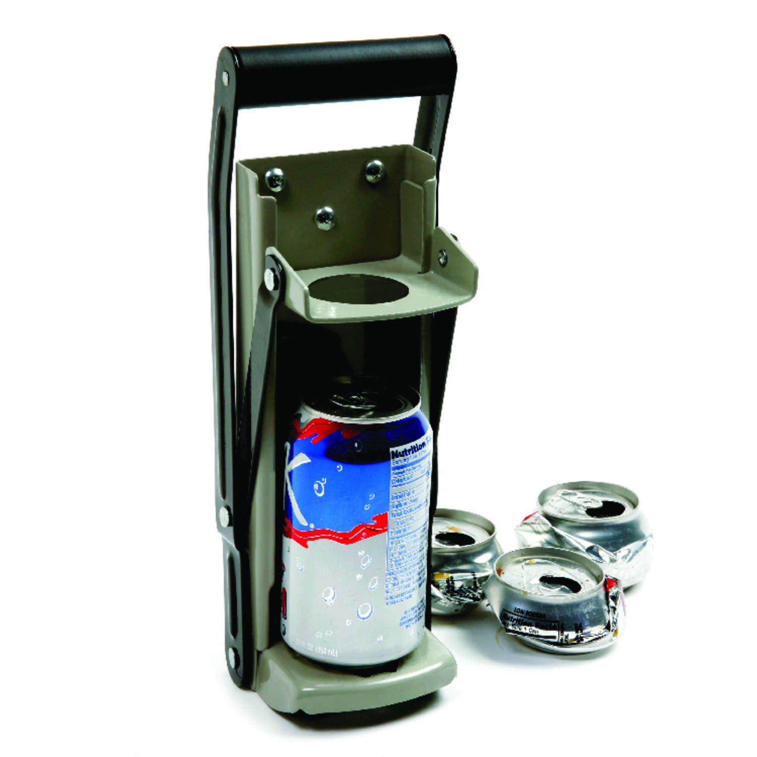 Norpro  13 in. H x 13 in. L x 4.5 in. W Can Crusher