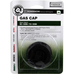 Arnold  1-13/16 in. Dia. Gas Cap