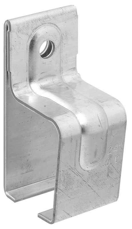 Stanley  Steel  Single Box Rail Brackets  300