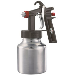 Briggs & Stratton Steel Low Pressure Spray Gun 1/4 in. NPS 35 psi