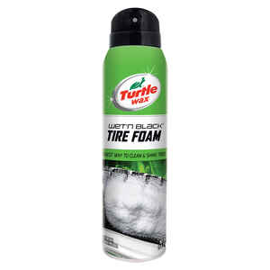 Turtle Wax  F12  Aerosol  Tire Cleaner  18 oz.