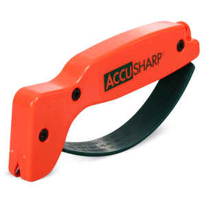 AccuSharp  Gloss  Tungsten Carbide  1  Knife and Tool Sharpener  Orange
