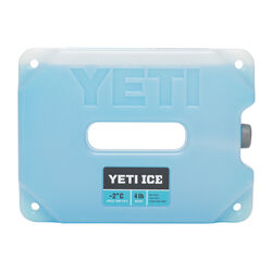 YETI  Ice Gel Pack  4 lb. Blue  1 pk