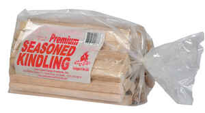 Lost Coast  Premium Seasoned Kindling  Wood  Fire Starter  9.3 L