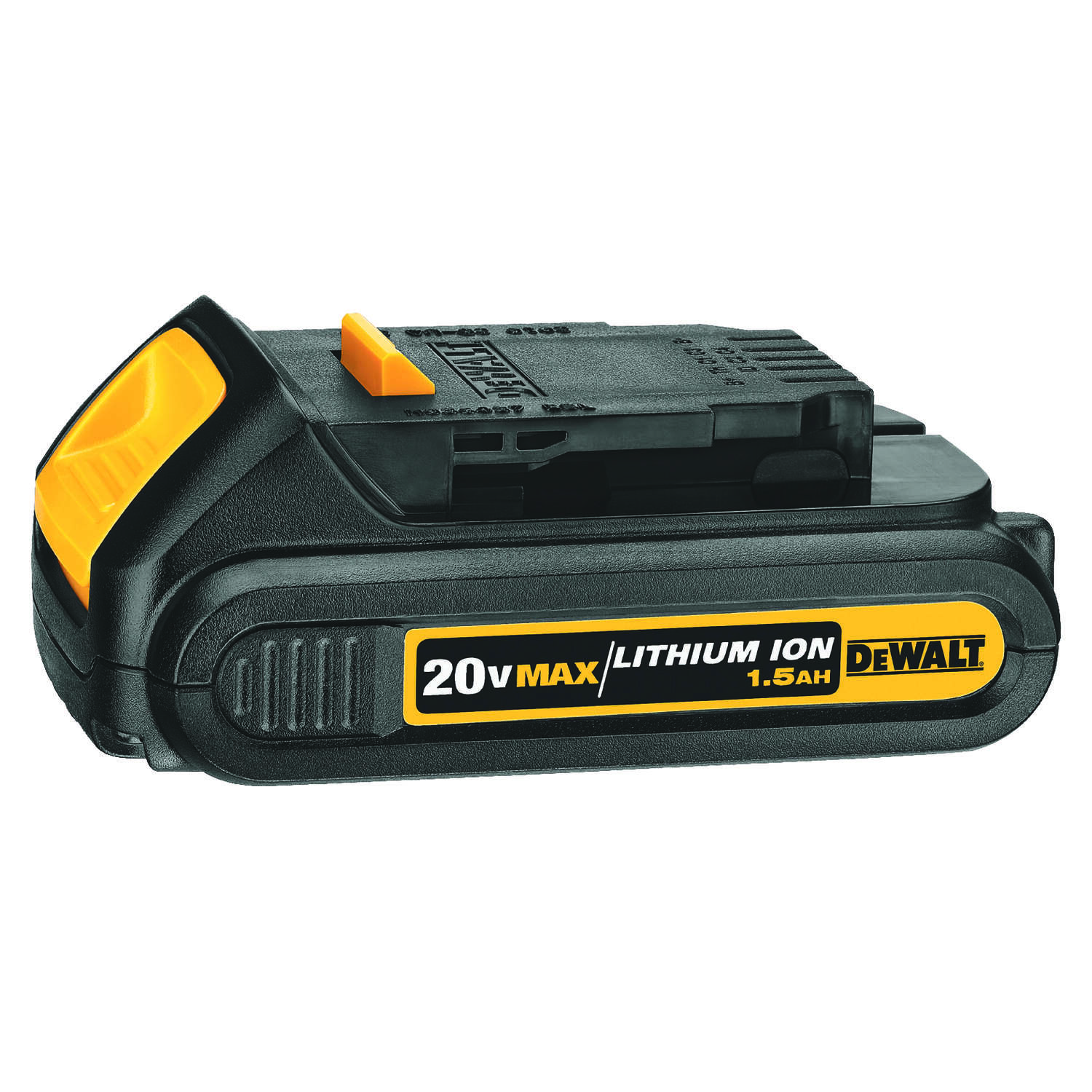 DeWalt  20 volt 1.5 Ah Lithium-Ion  Compact Battery Pack  1 pc.