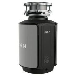 Moen GX Series 1/2 hp Continuous Feed Garbage Disposal