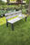 Bond Cantera Park Bench Steel 33.46 in. H x 59.06 in. L x 23.62 in. D
