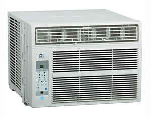 Perfect Aire  12,000 BTU 14.7 in. 19 in. 550 sq. ft. Window Air Conditioner