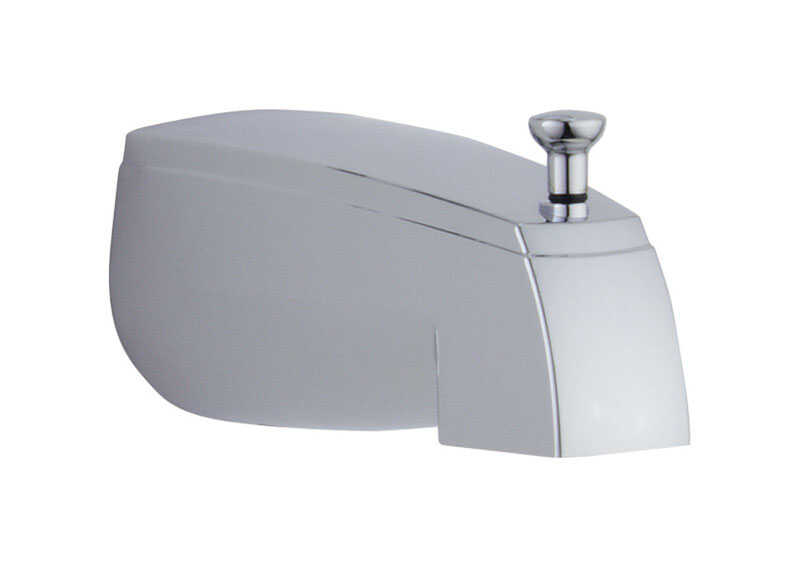 Delta  Classic  Chrome  Bathtub Diverter Spout