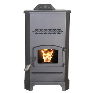 US Stove Ashley 48000 BTU 2200 sq. ft. Pellet Stove
