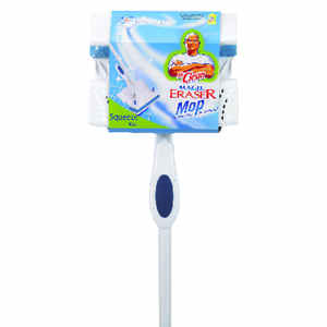 Mr. Clean  Magic Eraser  11 in. W Squeeze  Mop