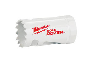 Milwaukee  Hole Dozer  1-1/4 in. Dia. x 2.18 in. L Bi-Metal  Hole Saw  1/4 in. 1 pc.