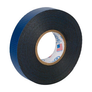 Ace  3/4 in. W x 22 ft. L Blue  Rubber  Splicing Tape