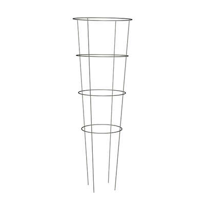 Panacea 54 in. H x 16 in. W Gray Steel Tomato Cage