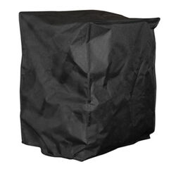 Portacool  12 in. H x 10 in. W Vinyl  Black  Evaporative Cooler Cover