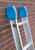 Werner  Plastic Polymer  Blue  Extension Ladder Covers  1 pk