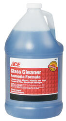 Ace  Original Scent No-Streak Glass Cleaner  1 gal. Liquid