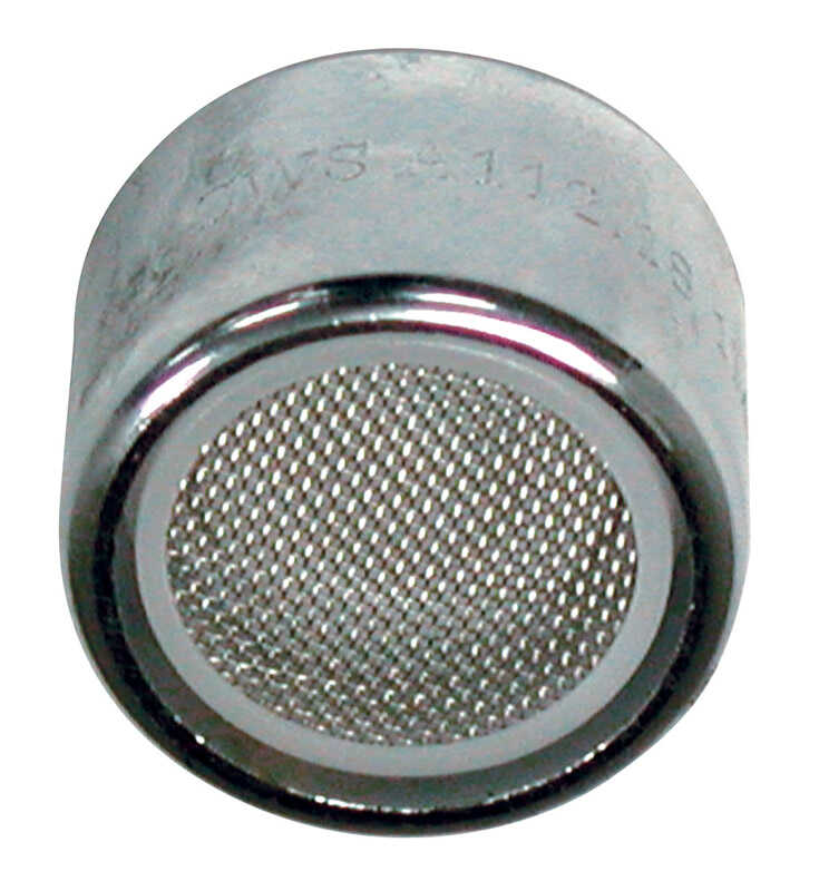 Ace  Faucet Aerator  54/64 in.  x 15/16 in.  Chrome