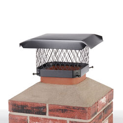 Hy-C  Galvanized  Steel  Chimney Cap