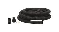Prinsco Plastic Discharge Hose Kit 1-1/4 in. Dia. x 24 ft. L