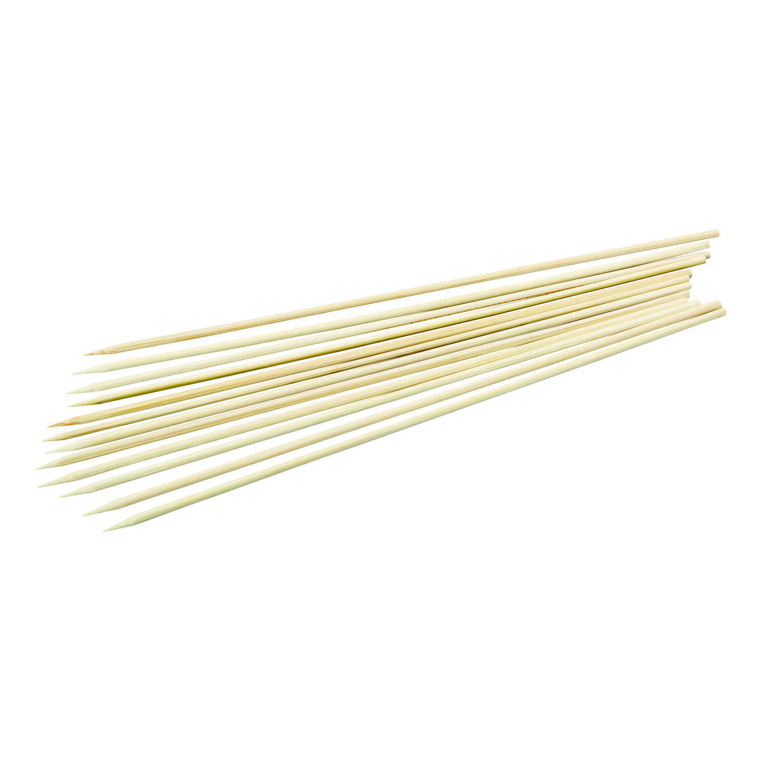 Good Cook  9-3/4 in. L Natural  Skewers