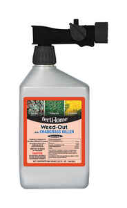 Ferti-Lome  Weed-Out  Weed and Crabgrass Killer  RTS Hose-End Concentrate  32 oz.
