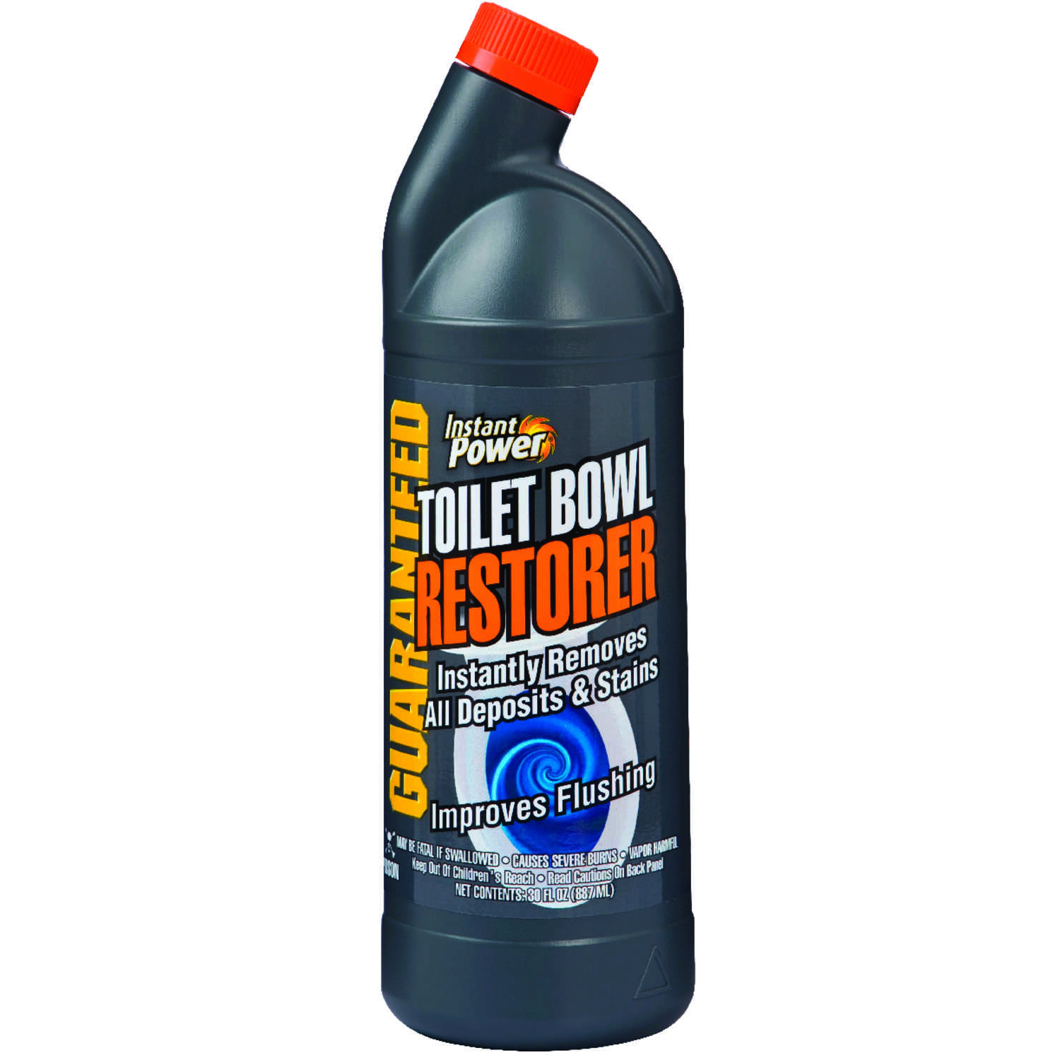 Instant Power  No Scent Toilet Bowl Restorer  30 oz. Liquid