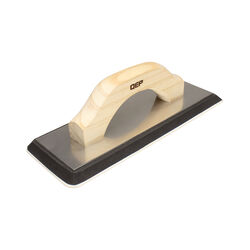 QEP  4 in. W x 9-1/2 in. L Rubber  Grout Float  Smooth