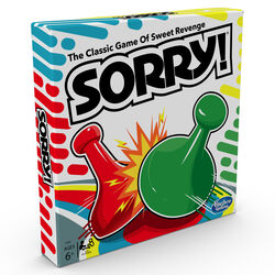 Hasbro  Sorry Game  58 pc.