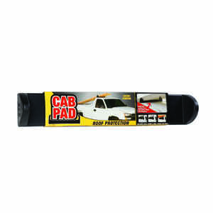 Pro Grip  Black  Single Cab Pad Roof Protector  1 pk