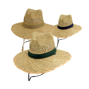 Dorfman Pacific  Wide Brim Hat  Natural  Assorted