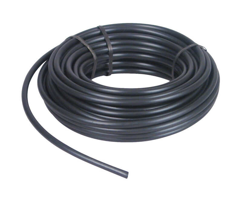 Rain Bird  Plastic  Drip Irrigation Tubing  1/4 in.  x 50 ft. L