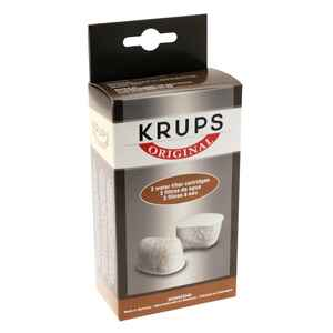 Krups  10 cups Basket  Water Impurity Filter  2 pk