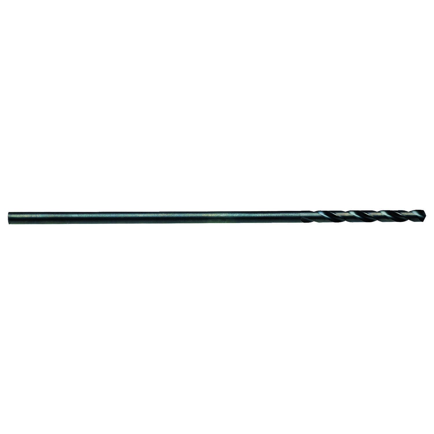 Irwin  Aircraft Extension  3/8 in. Dia. x 12 in. L High Speed Steel  Split Point Drill Bit  1 pc.