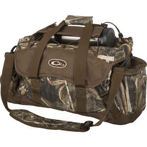 Drake  Camo  Canvas  Blind Bag  10 in.