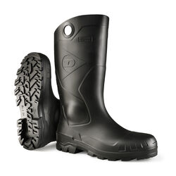 Dunlop  Male  Waterproof Boots  Size 7  Black