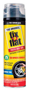 Fix-A-Flat  Large Tire  Inflator and Sealer  20 oz.