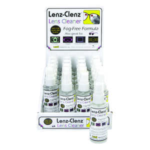 Lenz Clenz  Lens Cleaner  2 oz. Spray