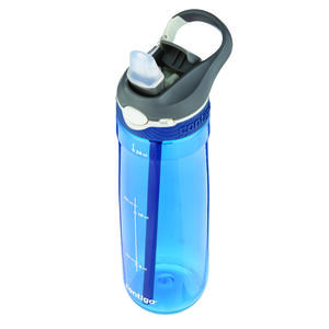 Contigo  24 oz. Ashland Autospout Straw  Water Bottle  Monaco