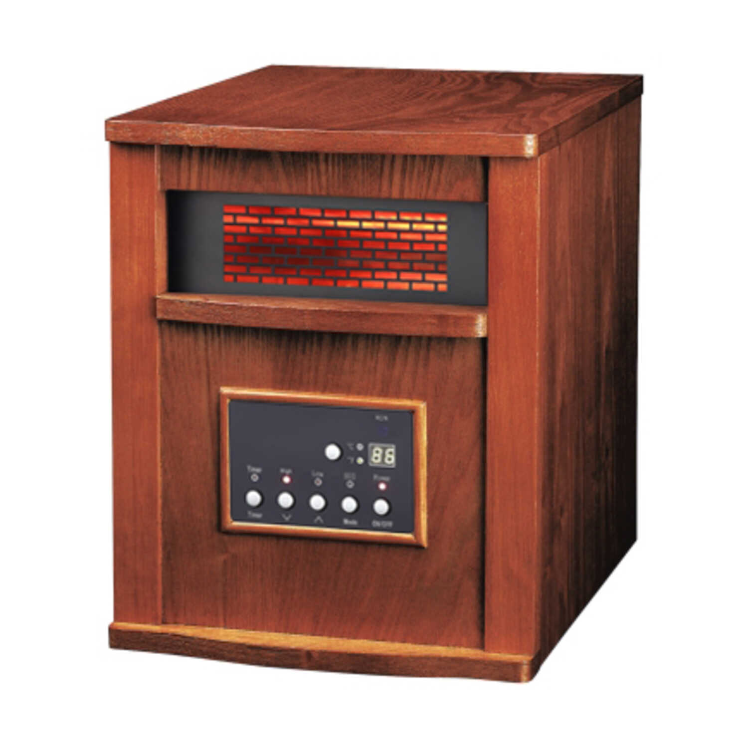 Konwin 250 Sq Ft Electric Infrared Heater Ace Hardware