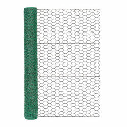 Garden Zone  36 in. W 25 ft. Steel  Poultry Netting  Yes