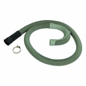 Ultra Dynamic Products  1 in. Dia. x 5 ft. L Plastic  Washing Machine Hose
