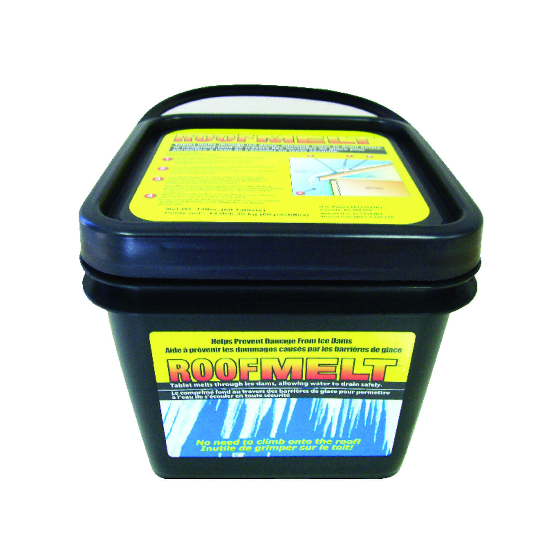 KMI Calcium Chloride Roof Melt Pucks 14 lb  Tablet - Ace