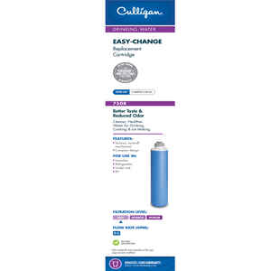Culligan  IC-Easy Change  Water Filter  For Whole House 2500 gal.