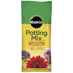 Miracle-Gro  Potting Mix  2